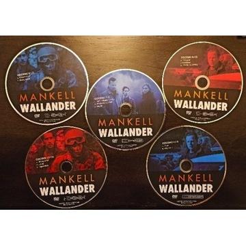 WALLANDER    zestaw od 1-13  (filmòw)