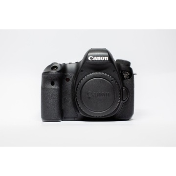 Canon EOS 6D - przebieg 67 tyś. JAK IDEAŁ