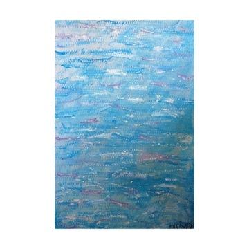 Obraz malarstwo sztuka nowocz modern abstrakcja