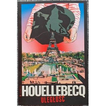Michel Houellebecq, Uległość