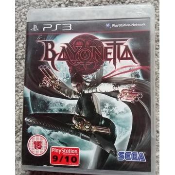 GRA PS3 BAYONETTA jak god of war ,Castlevania