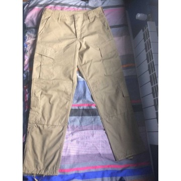Spodnie bojówki Teesar ACU S - nowe - (helikon)