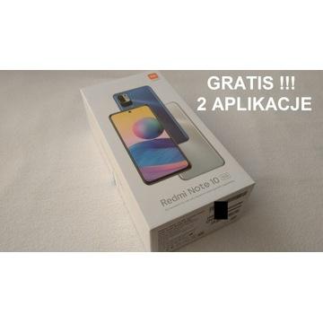 XIAOMI REDMI NOTE 10 5G 4/64GB NFC 90Hz ZIELONY