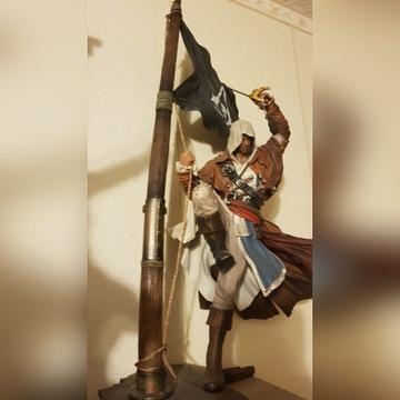 Figurka assassins creed black flag nowa