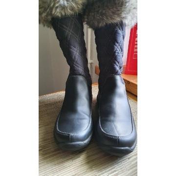 Buty zimowe,śniegowce 37.5