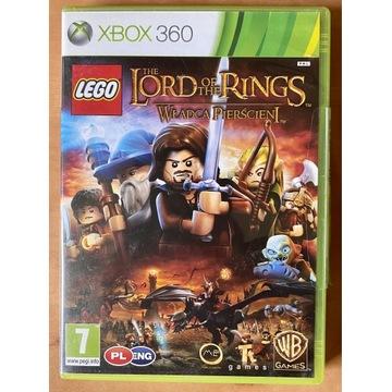 Lego Władca Pierścieni Xbox360 po Polsku PL