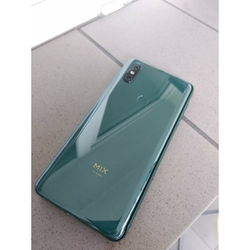 Xiaomi mi mix 3 Zielany