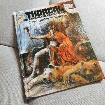 Thorgal, kriss de valnor, Czyn godny królowej