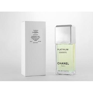 Tester Chanel Egoiste Platinum 100ml EDT