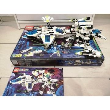 LEGO System 6982 pudełko, instrukcja, wytłoczka