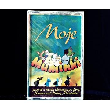 Moje Muminki - Piosenki z serialu i filmu, kaseta