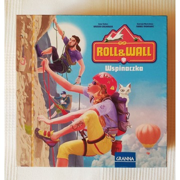 Roll&Wall wspinaczka gra