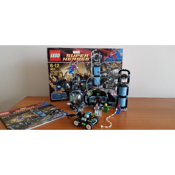 LEGO Marvel Super Heroes 6873