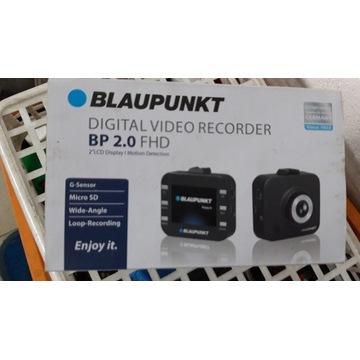 "rejestrator jazdy Blaupunkt BP 2.0 FHD 2"" HD 1080p"