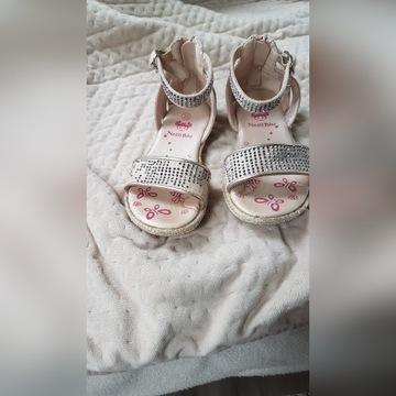 Sandałki Nelli Blu 25