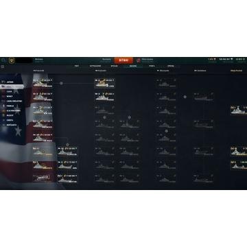World of warships - X są twoje i 100kk srebra