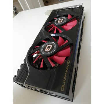 Karta Graficzna Gainward GeForce GTX 570 GS 1280MB