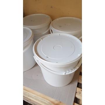 Miód Pszczeli  Lipcowy w Wiadrach 25 kg