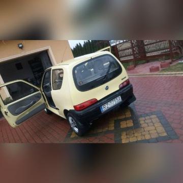 Samochód osobowy Fiat Seicento