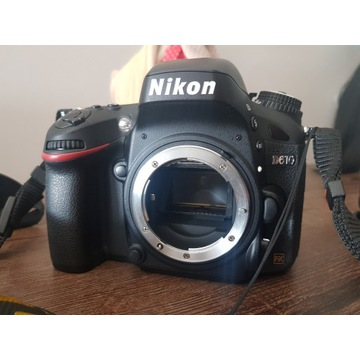 Nikon d610 body, przebieg 4792