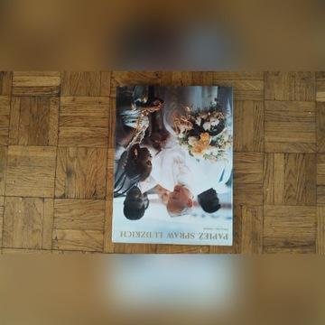 Album Papież spraw ludzkich