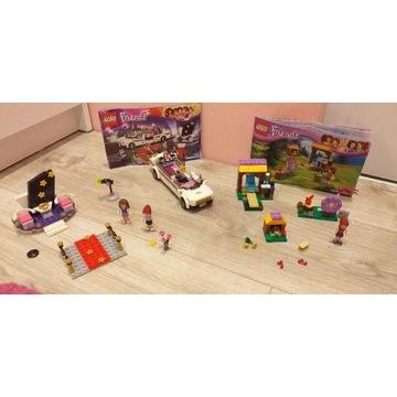 Lego friends 41107 i 41120