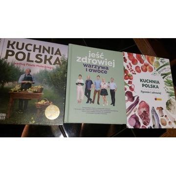 KUCHNIA POLSKA - JEŚĆ ZDROWIEJ- Biedronka, Lidl