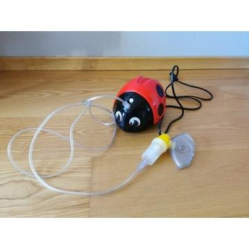 Inhalator biedronka dla dzieci