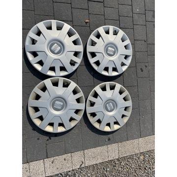Kołpaki Seat Ibiza  IV 15 cali oryginalne