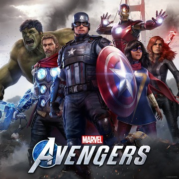 Marvel Avengers PC PL Klucz Steam