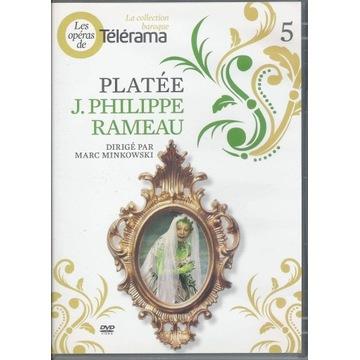 RAMEAU Platee MARC MINKOWSKI DVD