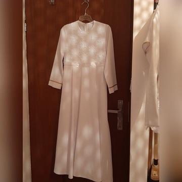 Sukienko albę