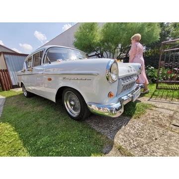 jedyny w polsce Opel Kapitan P1 z 1959r