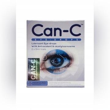 Krople do oczu Can-C TM dla psów - leczenie zaćmy