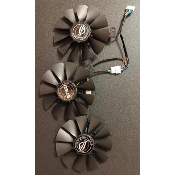 Wentylatory zestaw ASUS GTX T129215SU
