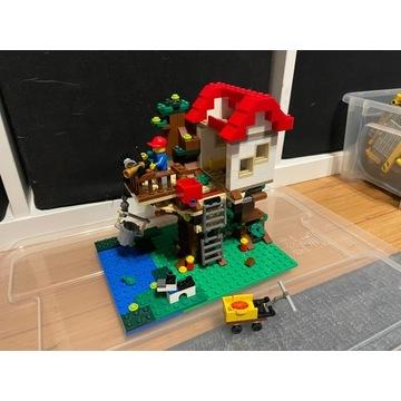 Lego Creator 31010 Dom na Drzewie