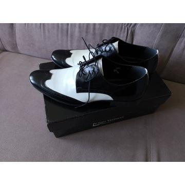 Al capone buty skórzane