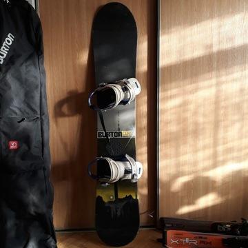 Deska snowbordowa Burton