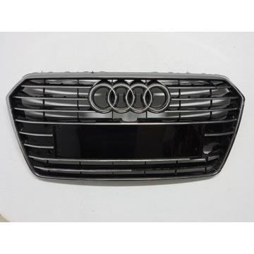 Audi A7 Lift 14- Atrapa Grill Chrom 4G8 Oryginał