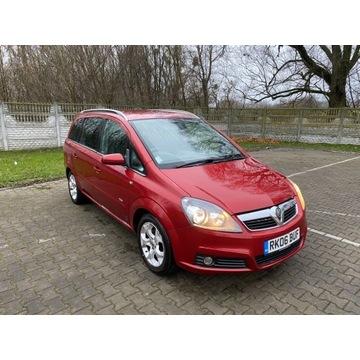 Opel Zafira B 1.8 140 koni anglik