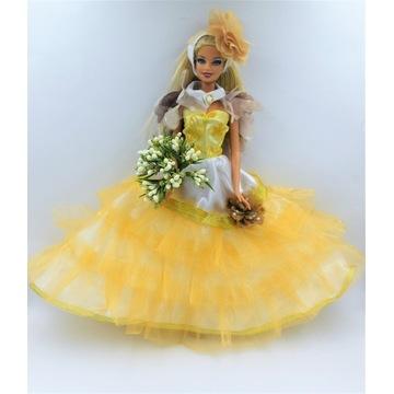 Ubranko dla lalek typu Barbie