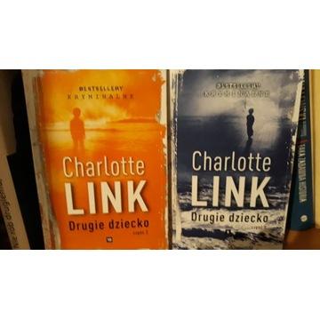 Drugie dziecko  Charlotte Link komplet