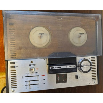 Magnetofon szpulowy ZK-146 Stereo