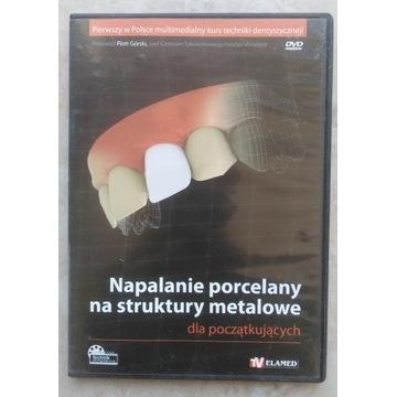 KURS DVD Napalanie porcelany dla początkujących