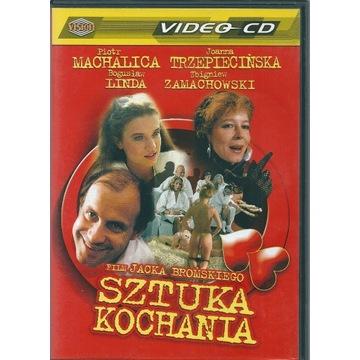 Sztuka kochania-film VCD - Machalica, Linda