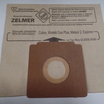 10 x Worek do odkurzacza / typ filtra IZ-2000.0080