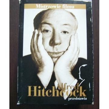 Alfred Hitchcock Mistrzowie filmu 8DVD kolekcja PL