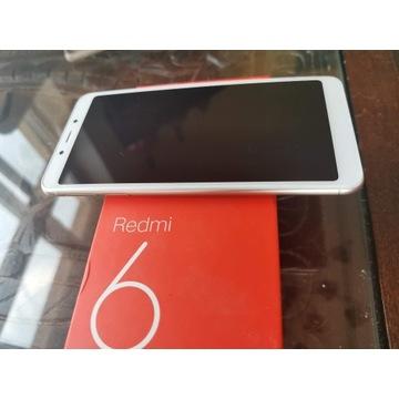 Xiaomi Redmi 6 3/32GB Złoty