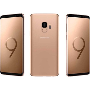 Samsung Galaxy S9 64GB Dual Sim Sunrise Gold