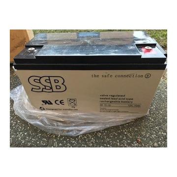 Akumulator AGM SSB SBL SSB SBL 70-12i (12V 70Ah)